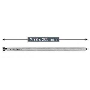 Выталкивающий штифт Karnasch 7,98 х 205 мм