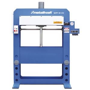 Пресс гидравлический Metallkraft WPP 30 VH