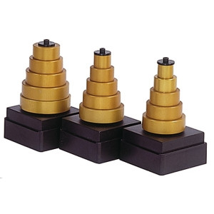 Комплект подшипников (5 шт.) (4,7 - 8 - 11,1 - 14,3 - 17,5mm - пазы) (791.706.00)
