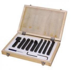 Комплект токарних різців Holzmann 9TLG12 9 шт. / 12 мм
