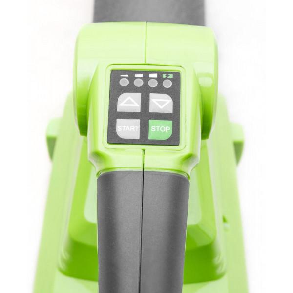 Аккумуляторная воздуходувка (каркас) Zipper ZI-LBR40V-AKKU