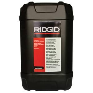 Масло резьбонарезное минеральное RIDGID канистра 25л