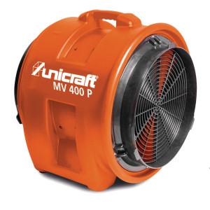 Промышленный портативный осевой вентилятор Unicraft MV 400P