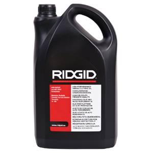Масло резьбонарезное минеральное RIDGID канистра 5л