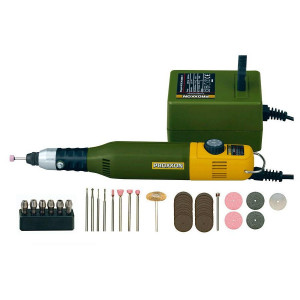 Набор Моделист PROXXON (бормашина Micromot 50 / E, трансф., 34 расх , в чемодане)