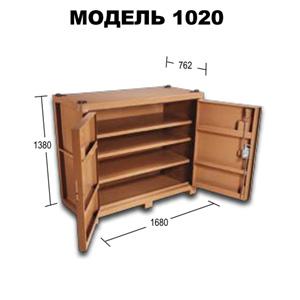 Модель 1020 - шкаф