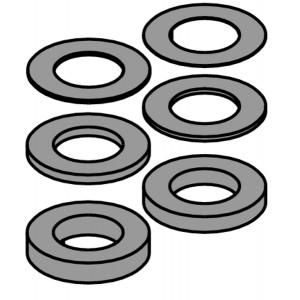 Комплект прокладок с 15шт. к 694.015.31 D = 55x10,6x31,75 (695.998.31)
