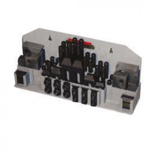 Комплект затискних пристосувань Holzmann 52TLG12 (52шт / 12 мм)