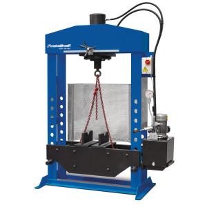 Пресс гидравлический Metallkraft WPP 100HBK