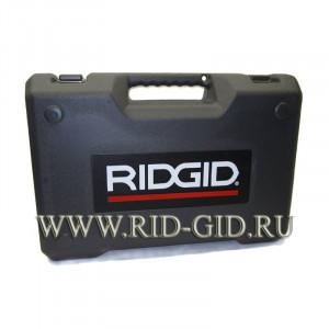 Кейс пластмассовый для пресс-пистолета RP-210