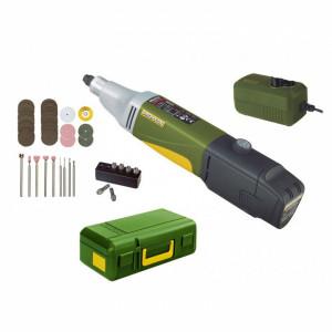 Аккумулятороная профессиональная бормашина PROXXON IBS / A с зарядным устройством и литиевой батареей