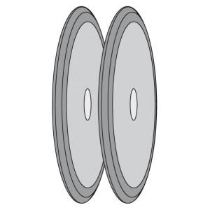 Круг заточной D = 3-7 F = 20 размеры 125x5,5 (01.02.0316)
