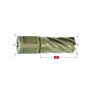 Корончатое сверло Karnasch GOLD-LINE D 13.5 мм L 30 мм WELDON 19