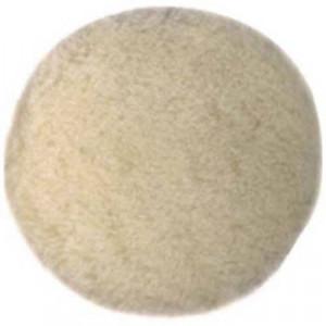 Насадка полировальная DeWALT, d=178 мм, овчина.