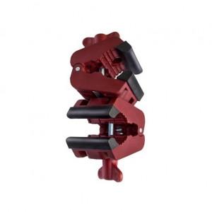 Двойной зажим (стальной) PIHER (P34054)