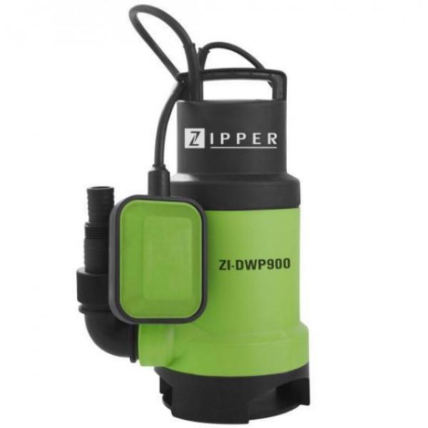 Картинка - Дренажный насос для грязной воды Zipper ZI-DWP900