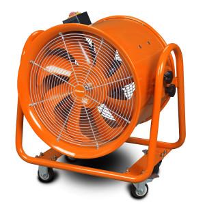 Промышленный передвижной осевой вентилятор Unicraft MV 50
