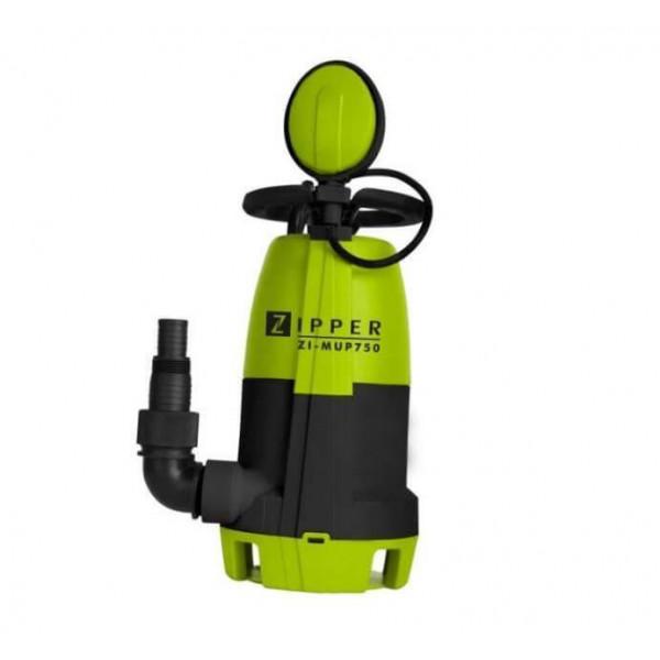 Картинка - Дренажный насос 3 в 1 Zipper ZI-MUP750