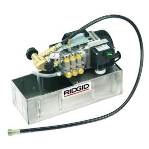 1460-Е испытательный электрогидропресс 60 бар