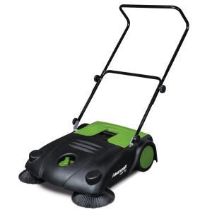Подметальная ручная (механическая) машина Cleancraft HKM 700