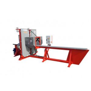 Ленточная вертикальная пилорама Trak-Met PRPn-2
