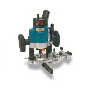 Ручной фрезер 1300W 6000-27000RPM цанга 8mm гл. фрез. 0-50mm (FR278R)