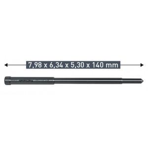 Выталкивающий штифт Karnasch 7,98 х 6,34 х 5,30 х 140 мм