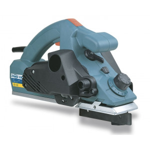 Ручной электрорубанок 750W 82mm 13000 RPM гл.струг. 0-4mm гл.паз. 25 mm 3,8 kg (CE120P)