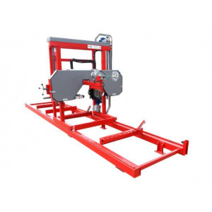 Ленточная пилорама Trak-Met TTP-600 Standard