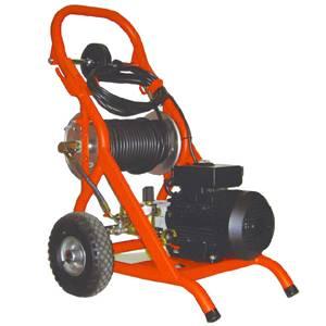 KJ-1590-II прочистная машина высокого давления