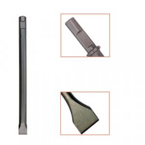 Зубило DeWALT с хвостовиком шестигранник 19мм, плоское, 60х450мм