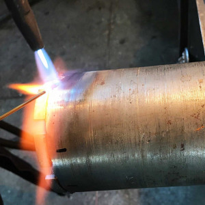 Реставрация алмазной коронки SUPERHARD Ø 122 мм