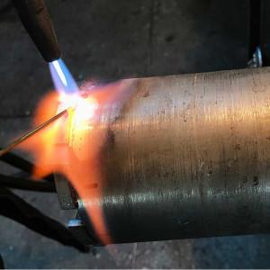 Реставрация алмазной коронки SUPERHARD 127 мм