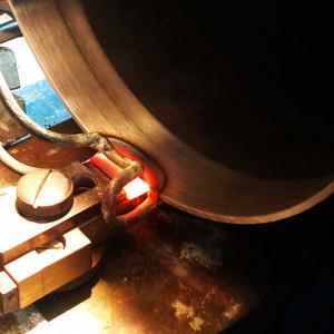Реставрация алмазной коронки SUPERHARD 450 мм