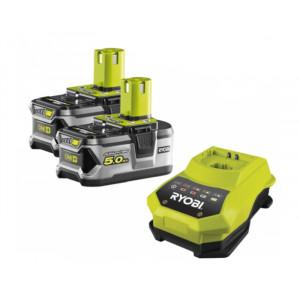 Аккумулятор + зарядное устройство RYOBI ONE + RC18120-250